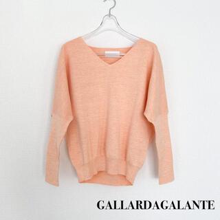 GALLARDA GALANTE - GALLARDAGALANTE ガリャルダガランテ 春ニット ドルマンニット