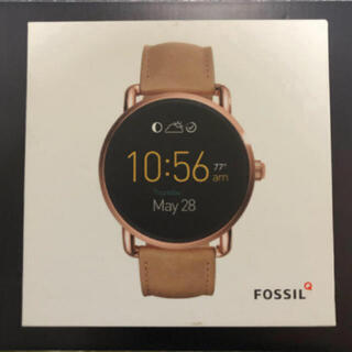 FOSSIL - fossil✴︎スマートウォッチ