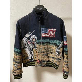 Saint Laurent - 岩田剛典着用 SAINT LAURENT PARIS moon jacket