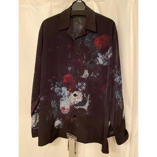 LAD MUSICIAN - LAD MUSICIAN 19ss 花柄 パジャマシャツ 42サイズ