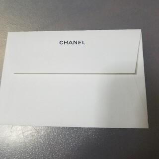 シャネル(CHANEL)の正規品 CHANEL シャネル 小さい封筒(ノート/メモ帳/ふせん)