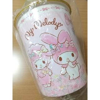 マイメロディ - 【新品】マイメロディ ダストボックス マイメロ ゴミ箱  Sanrio ピンク