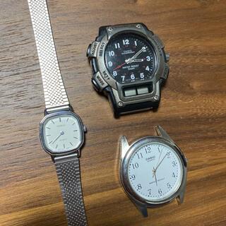 カシオ(CASIO)のカシオ CASIO メンズ レディース 時計(腕時計(アナログ))