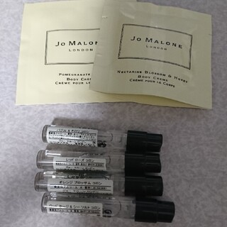ジョーマローン(Jo Malone)のJo Malone コロン4本セット(香水(女性用))