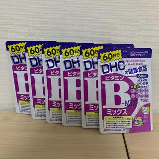 DHC - 6袋セット DHC ビタミンBミックス 60日 120粒 DHC サプリメント