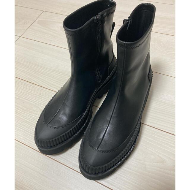 JEANASIS(ジーナシス)のJEANASIS ストレッチビガーブーツ レディースの靴/シューズ(ブーツ)の商品写真