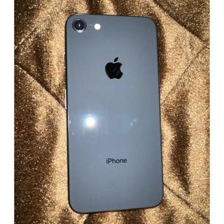 Apple - 美品!SIMフリー iPhone8 64GB