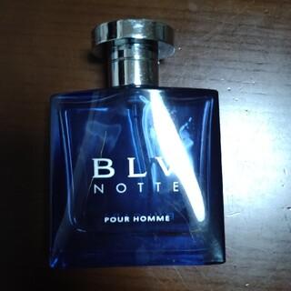 ブルガリ(BVLGARI)のブルガリ香水 ノッテプルオム オードトワレ50ml(香水(男性用))