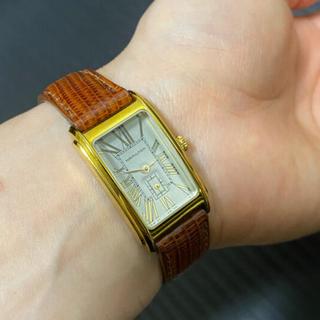 ハミルトン(Hamilton)の【美品】ハミルトン レディース ヴィンテージ 腕時計(腕時計)