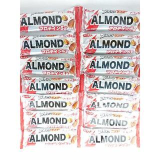 ブラックサンダー アーモンド プロテイン 14個(菓子/デザート)