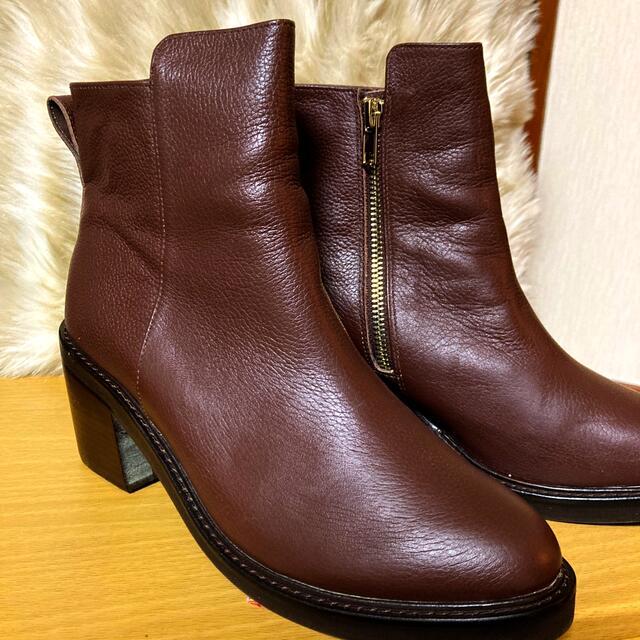 FRAY I.D(フレイアイディー)のフレイアイディー FRAY I.D ショートブーツ 試着のみ レディースの靴/シューズ(ブーツ)の商品写真