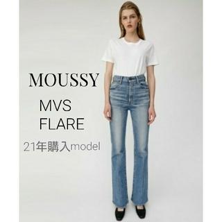 moussy - 新品 MOUSSY 21年購入 MVS FLARE