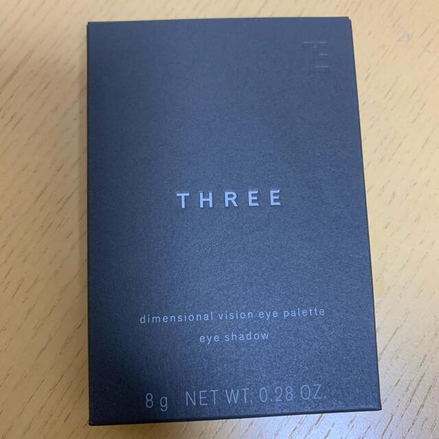 THREE(スリー)の【新品未開封】THREE ディメンショナルビジョンアイパレット11 コスメ/美容のベースメイク/化粧品(アイシャドウ)の商品写真