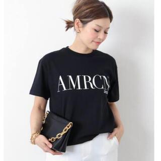 ドゥーズィエムクラス(DEUXIEME CLASSE)の専用 新品タグ付き Deuxieme AMERICANA AMRCN Tシャツ(Tシャツ(半袖/袖なし))