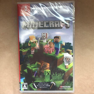 Nintendo Switch - 新品未開封 マインクラフト Minecraft Nintendo Switch版