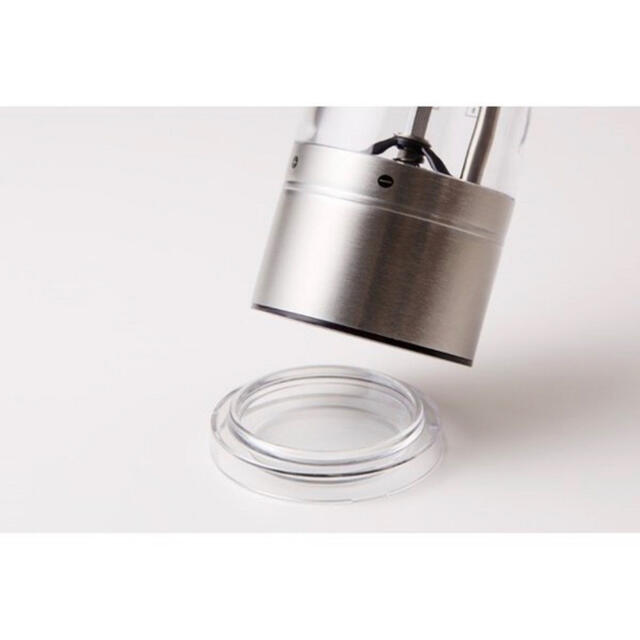 新品未使用Russell Hobbs ラッセルホブス電動ミル ソルト&ペッパー スマホ/家電/カメラの調理家電(調理機器)の商品写真