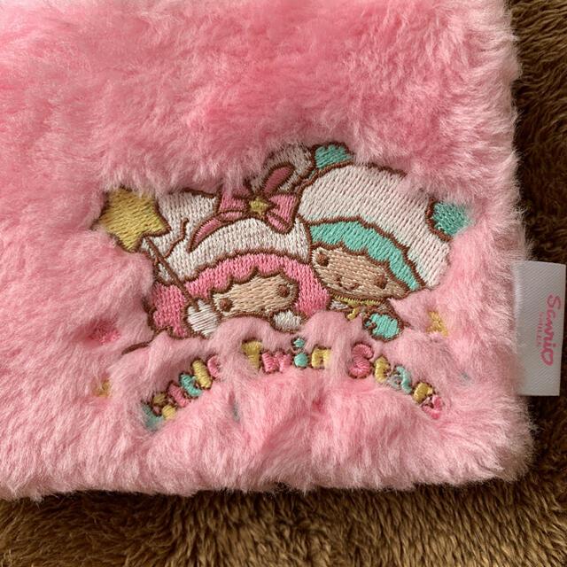 リトルツインスターズ(リトルツインスターズ)のキキララ パスケース レディースのファッション小物(パスケース/IDカードホルダー)の商品写真
