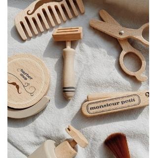 ボンポワン(Bonpoint)のkonges sloejd  Barber Set バーバーセット(知育玩具)