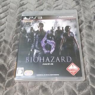 プレイステーション3(PlayStation3)のバイオハザード6 PS3(その他)