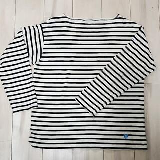 オーシバル(ORCIVAL)のOrcival バスクシャツ サイズ7 専用(Tシャツ/カットソー(七分/長袖))
