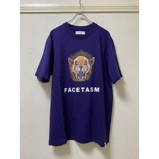 FACETASM - FACETASM RION T-SHIRT