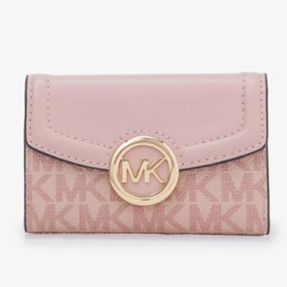 Michael Kors - マイケルコースのキーケース☆人気のピンク色 新品 SALE中❣️