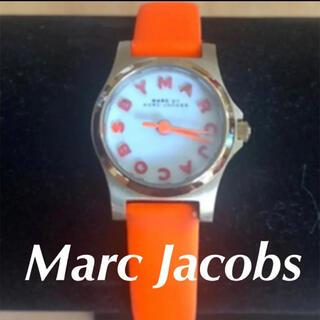 マークジェイコブス(MARC JACOBS)のMarc Jacobs マーク・ジェイコブス 腕時計 オレンジ (腕時計)
