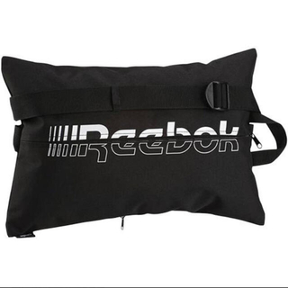 リーボック(Reebok)のリーボック(Reebok)ショルダーバッグ GYMSACK 2.0 ブラック(ボディーバッグ)