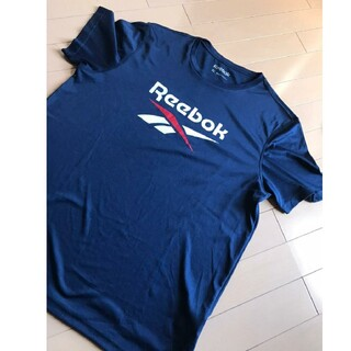 リーボック(Reebok)のReebok Tシャツ メンズ XL(Tシャツ/カットソー(半袖/袖なし))