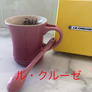 LE CREUSET - 【お値下げ】ル・クルーゼ マグカップ スプーン ANA   新品未使用