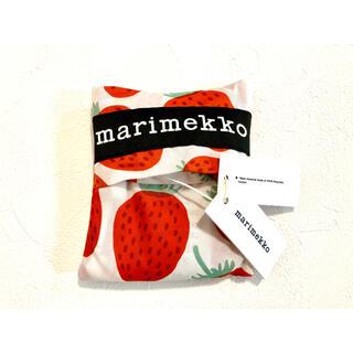 marimekko - マリメッコ スマートバッグ Mansikka