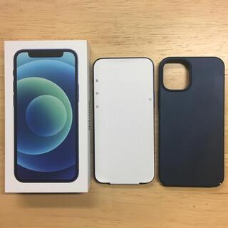 Apple - 【極美品】iPhone12mini ブルー 64GB SIMロック解除済