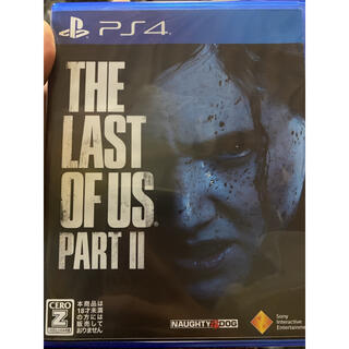 PlayStation4 - The Last of Us Part II  ラストオブアス2