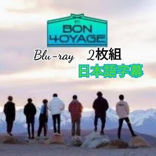 防弾少年団(BTS) - BTS Bon Voyage Season4 ニュージーランド編 Blu-ray