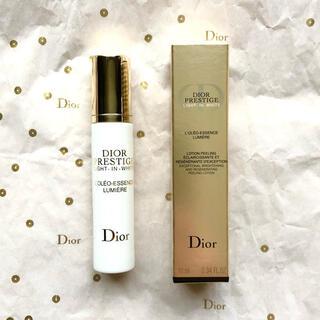クリスチャンディオール(Christian Dior)の【非売品】ディオール★プレステージ★化粧水(化粧水/ローション)