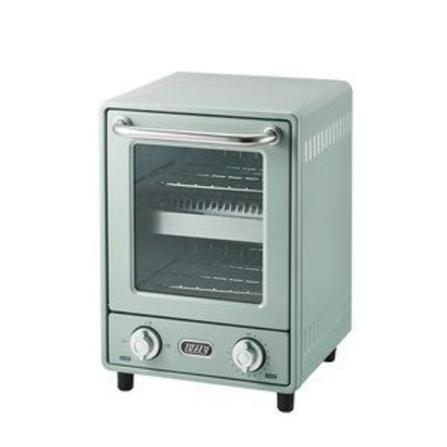 新品未使用 Toffy トフィー オーブントースター K-TS4 スマホ/家電/カメラの調理家電(調理機器)の商品写真