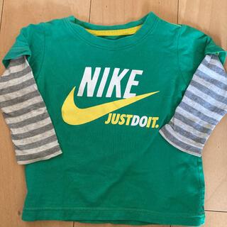 ナイキ(NIKE)のNIKEロンT(Tシャツ)