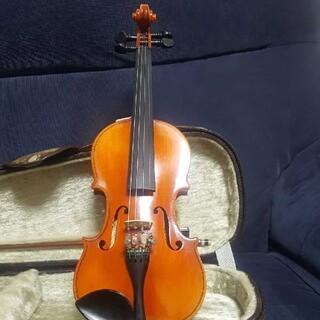 スズキ(スズキ)のすぐに弾けます! SUZUKI バイオリン 1/10 NO.200(ヴァイオリン)