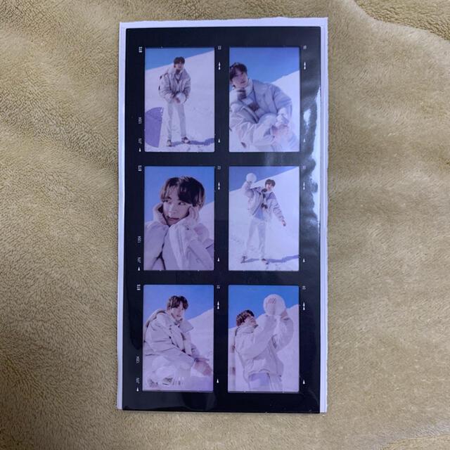 防弾少年団(BTS)(ボウダンショウネンダン)のBTS winter package フィルム ジン ウィンパケ エンタメ/ホビーのCD(K-POP/アジア)の商品写真