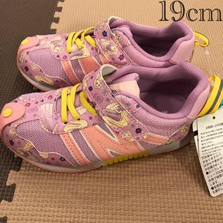 Disney - イフミー ディズニープリンセス ラプンツェル コラボスニーカー 19cm