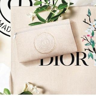 ディオール(Dior)のDior  ポーチ  新品未使用★(ポーチ)