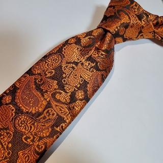 【未使用品】ネクタイ ペイズリー柄 スーツ ビジネス メンズ