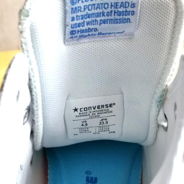 CONVERSE(コンバース)の【mai0725様専用】コンバース × トイストーリー 23.5cm レディースの靴/シューズ(スニーカー)の商品写真
