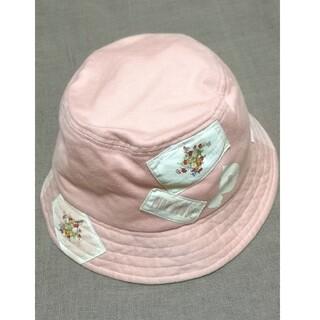 ピンクハウス(PINK HOUSE)のピンクハウス ワッペン レディース 帽子 ハット(ハット)
