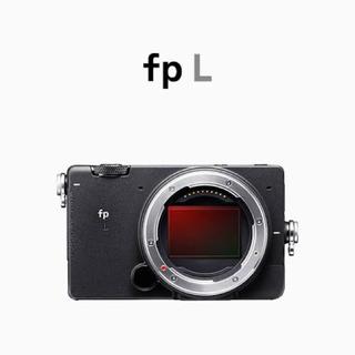 Sigma fp l 本体 ボディ シグマ ミラーレス一眼 カメラ