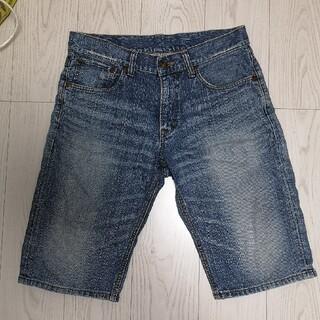 エドウィン(EDWIN)のEDWIN メンズ ショートパンツ Mサイズ デニム(ショートパンツ)