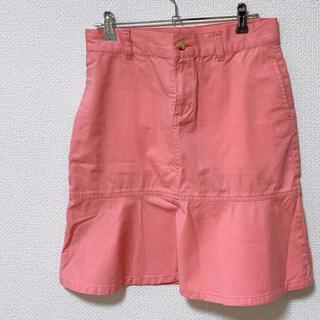 ラルフローレン(Ralph Lauren)の台形スカート タイトスカート 美品 ラルフローレン 160cm フレア ピンク(スカート)