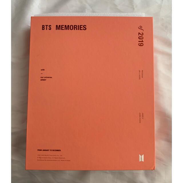 防弾少年団(BTS)(ボウダンショウネンダン)のBTS  メモリーズ 2019  DVD  エンタメ/ホビーのCD(K-POP/アジア)の商品写真