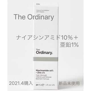 The Ordinary ジオーディナリー ナイアシンアミド10%+亜鉛1%