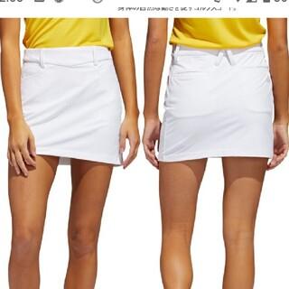 adidas - アディダス ゴルフ スカート 新品未使用